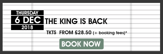 KING IS BACK book now 18