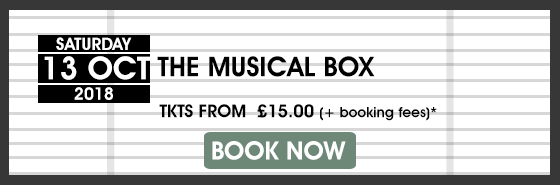Musical Box 18 book now