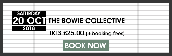 BOWIE 2 Book Now