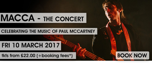 MACCA BOOK NOW