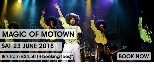 Magic of Motown tab 18