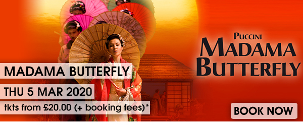 The Forum Bath : Madama Butterfly - 2020 (Updated)